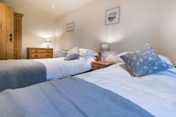 Fellside Cottage Bedroom Ribble Valley Country Cottages