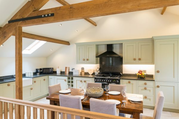 Fellside Cottage Kitchen Ribble Valley Country Cottages