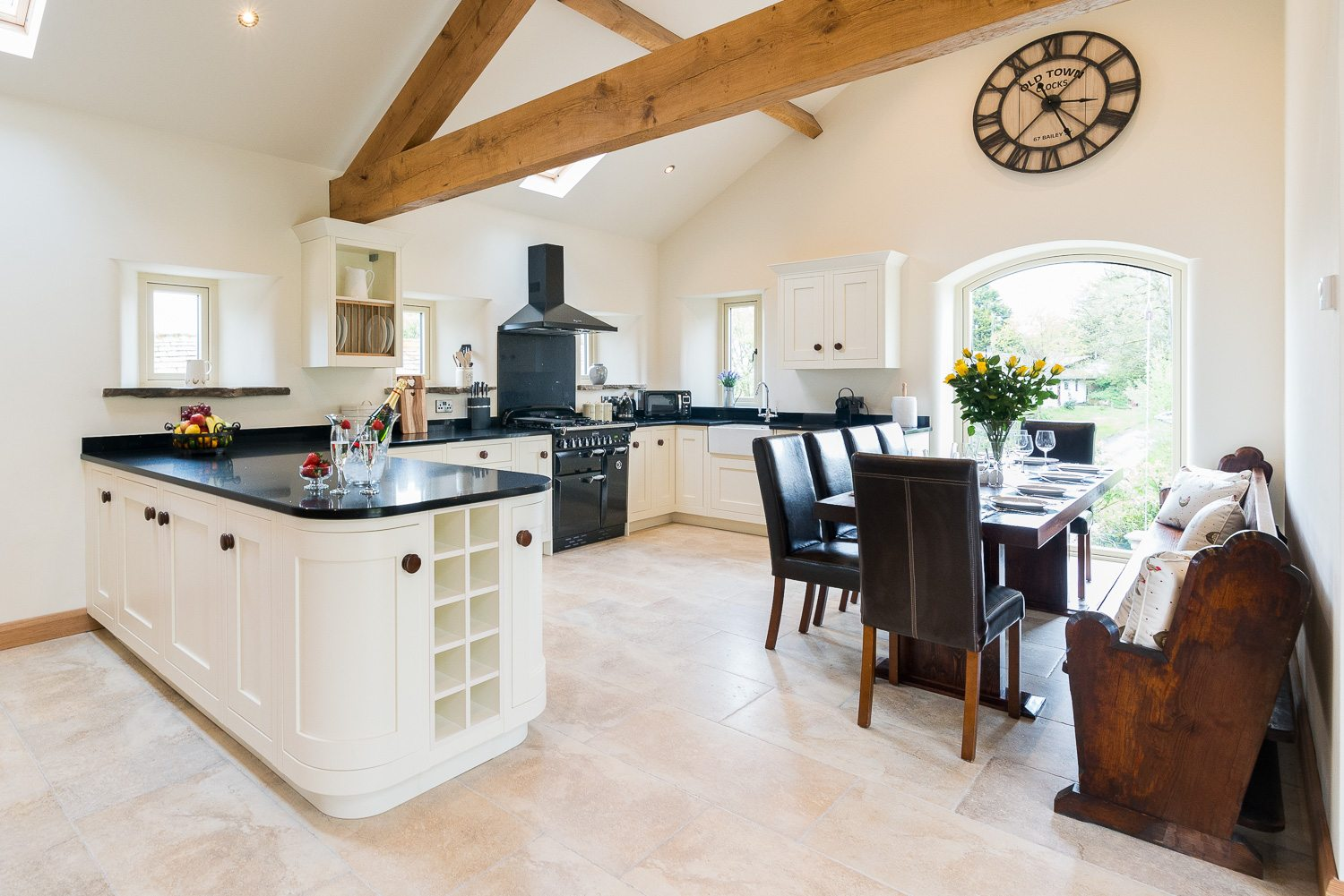 Ribble Valley Holiday Cottages Kitchen
